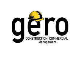 #50 para Design a Logo for Gero Construction Commercial Management por hamzahafeez2000