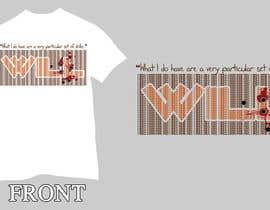 #6 para Design a T-Shirt for a catch phrase por rendrakun1994