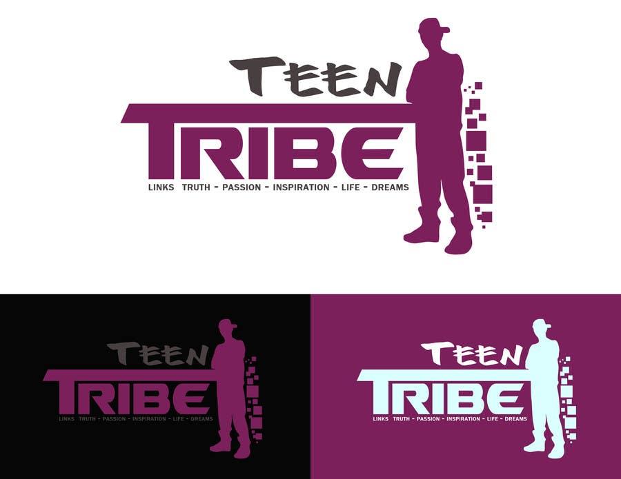 Penyertaan Peraduan #66 untuk Design a Logo for Teen self help website
