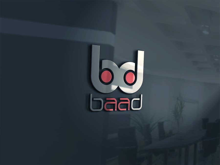 Inscrição nº 114 do Concurso para BAAD Logo Design