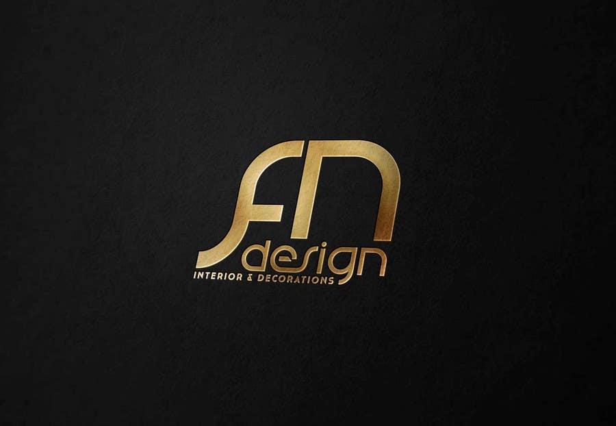Inscrição nº 61 do Concurso para Develop a Corporate Identity for an interior design firm