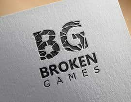 #78 cho Design a Logo for Broken Games bởi meroyano