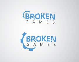 #108 cho Design a Logo for Broken Games bởi MozzieMD