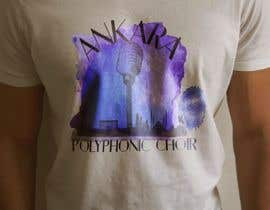#15 for Design a T-Shirt for Polyphonic Choir af EvaLisbon