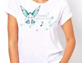 #10 for Design a T-Shirt for Polyphonic Choir af jholgersson