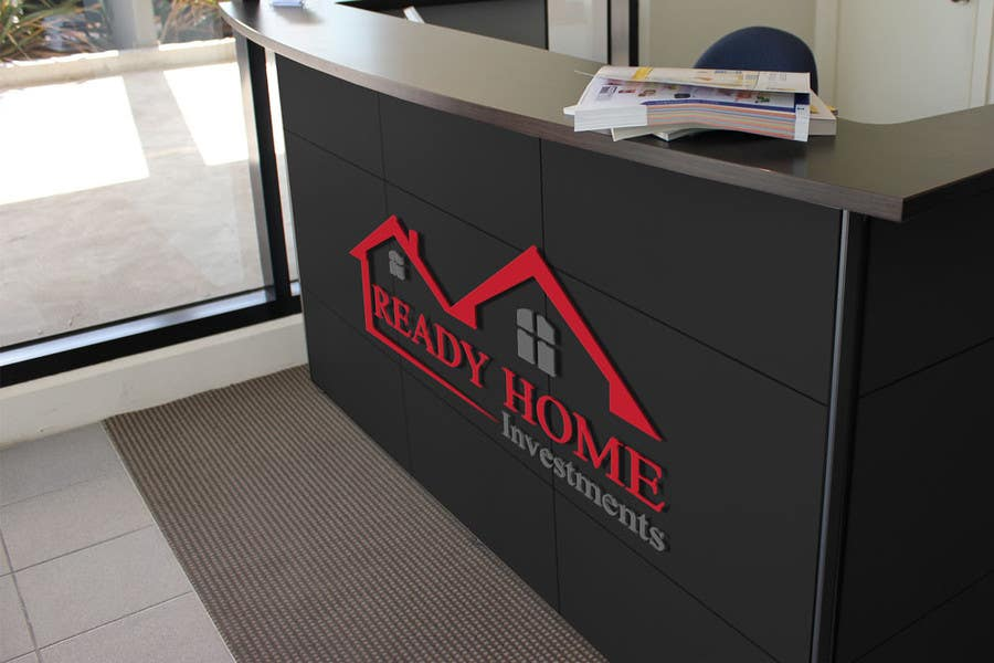 Bài tham dự cuộc thi #14 cho Design a Logo for Ready Home Investments