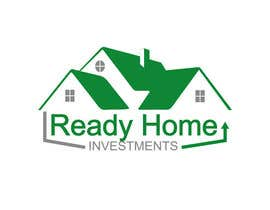 #18 untuk Design a Logo for Ready Home Investments oleh heberomay