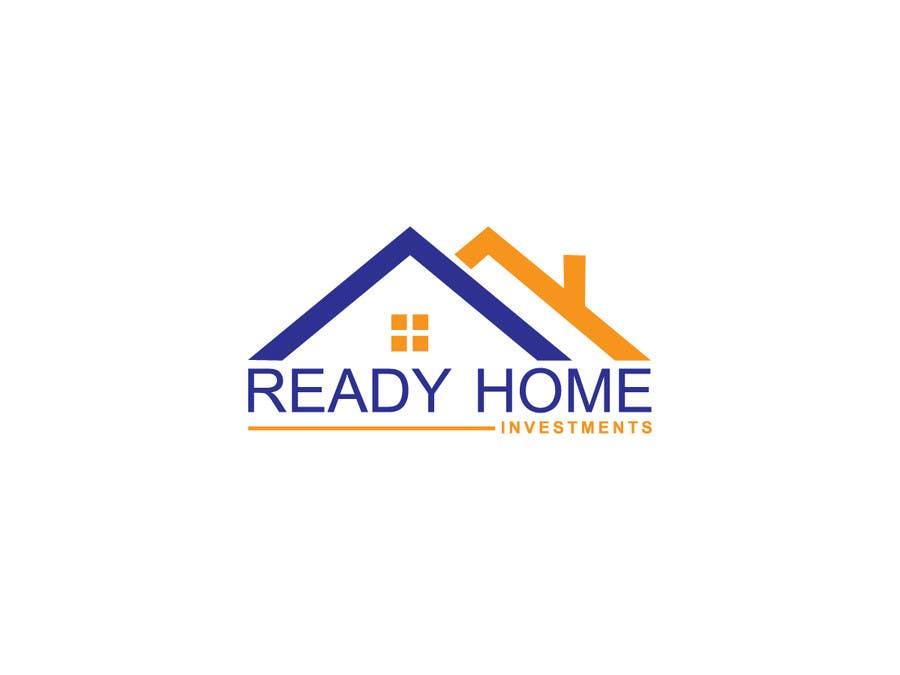 Inscrição nº 25 do Concurso para Design a Logo for Ready Home Investments