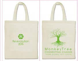 #2 untuk Design Graphic for a Bag (back and front) oleh marthiq