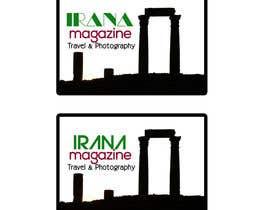 #17 para Irana Magazine Logo por ancadc