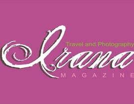 #50 untuk Irana Magazine Logo oleh bv77
