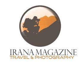 #11 for Irana Magazine Logo af SilvinaBrough