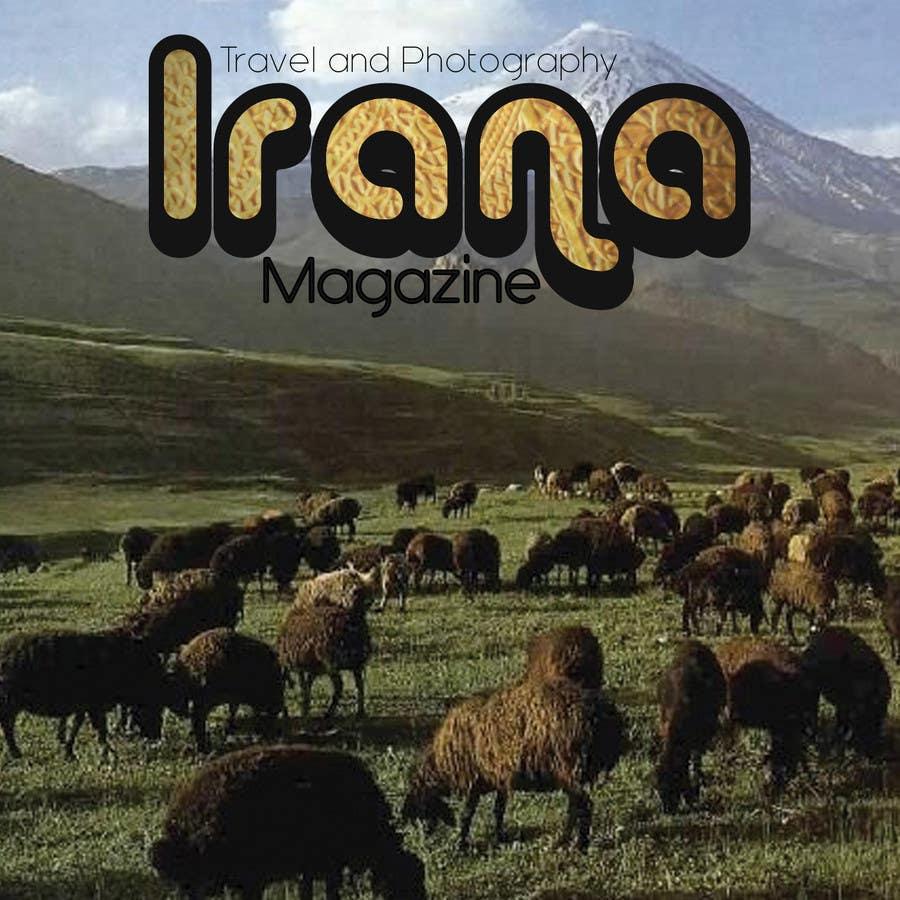 Inscrição nº 21 do Concurso para Irana Magazine Logo