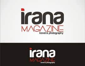 #22 for Irana Magazine Logo af anatomicana