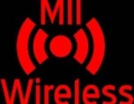 #30 for Design a Logo for a wireless project af joshuamyra
