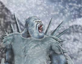 iancrowe tarafından Create a Yeti Monster wearing Ice Armor için no 3