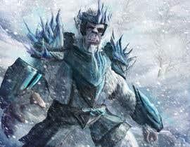 #9 para Create a Yeti Monster wearing Ice Armor por FuseaAlexandru