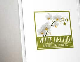 #4 para Design a Logo for White Orchid Counselling por nermeenabo