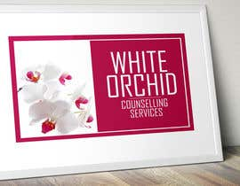 #5 para Design a Logo for White Orchid Counselling por nermeenabo