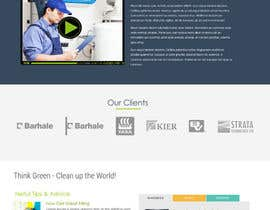 #37 untuk JDI: Design a Website Mock-up for a Home Service Company oleh jituchoudhary