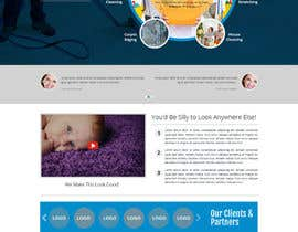 #7 untuk JDI: Design a Website Mock-up for a Home Service Company oleh Psynsation