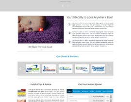 #26 para JDI: Design a Website Mock-up for a Home Service Company por Psynsation