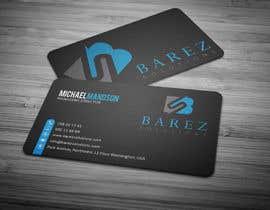 Nro 118 kilpailuun Design some Stationery for Barez Solutions. käyttäjältä anikush