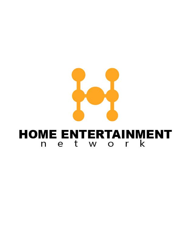 Entry #22 by sajidagd for Home Entertainment Network Logo Design ...