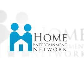 #10 untuk Home Entertainment Network Logo Design oleh AshoxDz