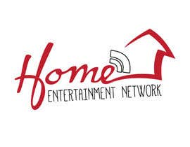 vernequeneto tarafından Home Entertainment Network Logo Design için no 21