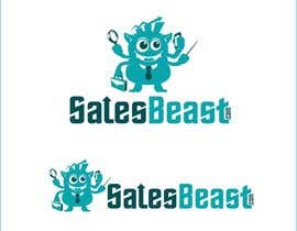 #399 for Design a Logo for new website: SalesBeast af arteq04