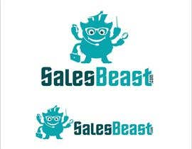 #508 for Design a Logo for new website: SalesBeast af arteq04