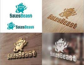 #509 for Design a Logo for new website: SalesBeast af arteq04