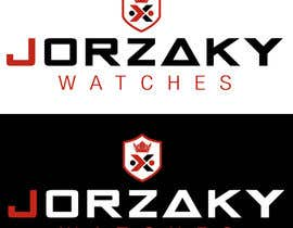 #267 para Design a Logo for Jorzaky Watches por ChocobarArce