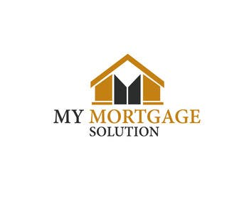 meshkatcse tarafından Design a Logo for My Mortgage Solution için no 48