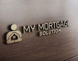 DesignDock tarafından Design a Logo for My Mortgage Solution için no 34