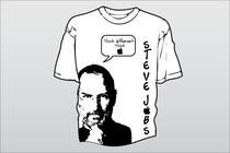 Graphic Design Entri Peraduan #70 for T-shirt Design for IndoPotLuck - Steve Jobs Tribute