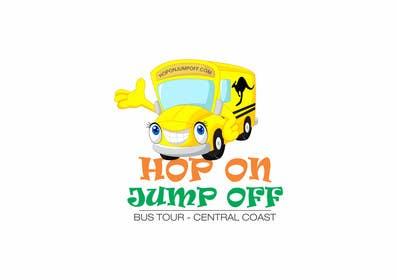 #49 untuk Design a Logo Hoponjumpoff.com oleh BDamian