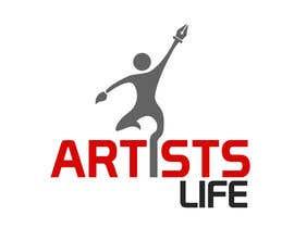 #49 untuk Design a Logo for Artists Life oleh ralfgwapo