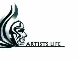 #3 untuk Design a Logo for Artists Life oleh Iamsharoz