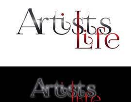 #538 cho Design a Logo for Artists Life bởi vasked71