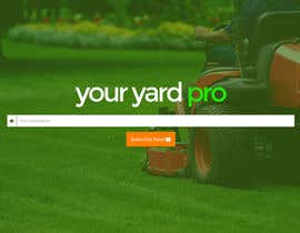#7 for Build a Website for Lawn Service App by willvfx