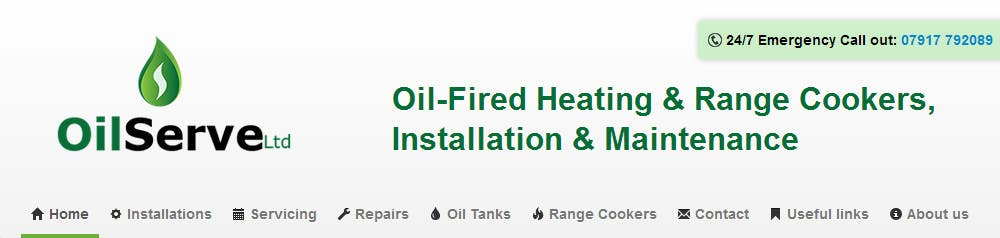 Penyertaan Peraduan #50 untuk Design a Logo and website banner for OilServe Ltd