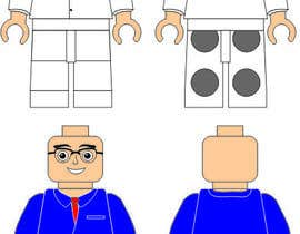 #1 untuk Make your LEGO Minifigures Design comes REAL oleh agungtb