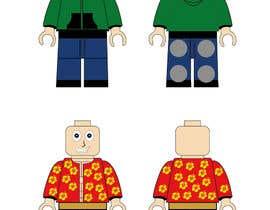 #6 untuk Make your LEGO Minifigures Design comes REAL oleh heberomay