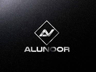Nro 50 kilpailuun Design a Logo for aluminum factory käyttäjältä mdrashed2609