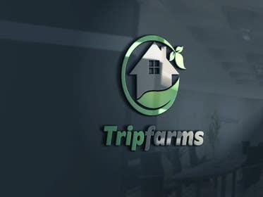 Nro 48 kilpailuun Design a Logo for Tripfarms käyttäjältä silverhand00099