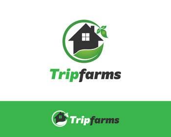 Nro 49 kilpailuun Design a Logo for Tripfarms käyttäjältä silverhand00099