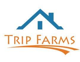 Nro 25 kilpailuun Design a Logo for Tripfarms käyttäjältä alphaalyshah