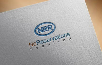 "#3 untuk Design a Logo for ""No Reservations Required"" oleh chtanveeritp"